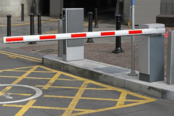 Car park Gates- Chris Lewis