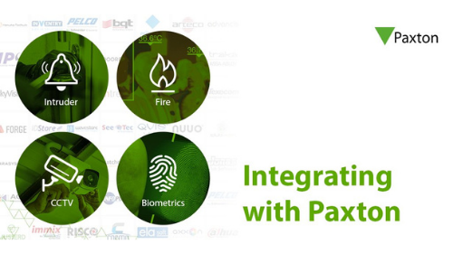 Paxton integration