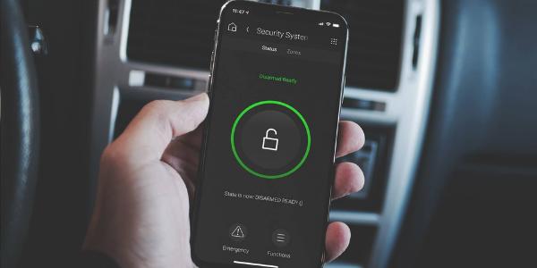 Smart security alarms