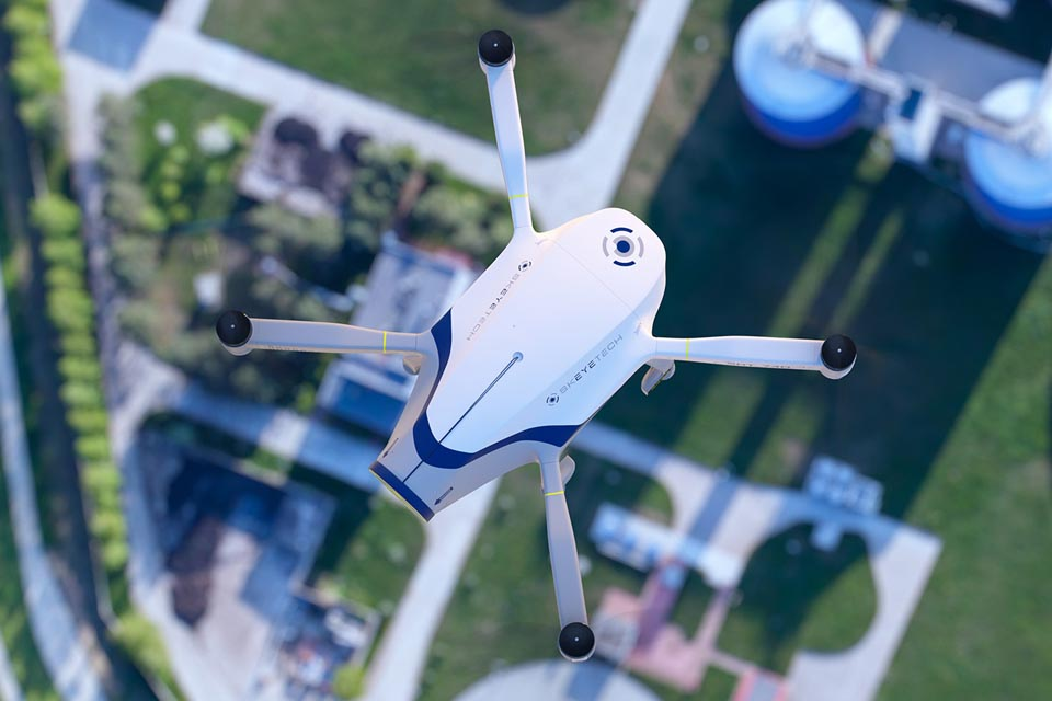 benefits of integrating smart home security solutions drones
