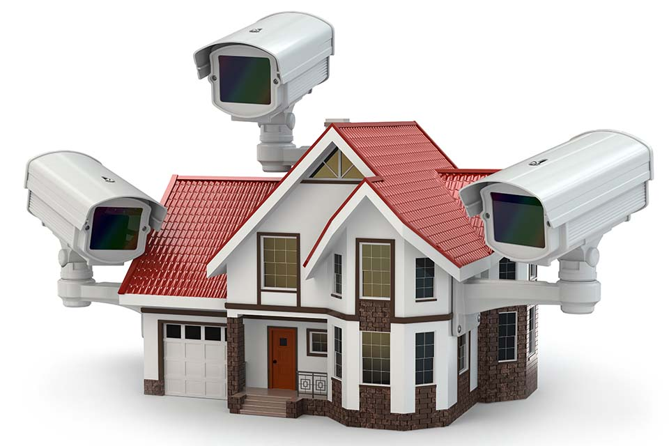 can home security cameras be hacked featured