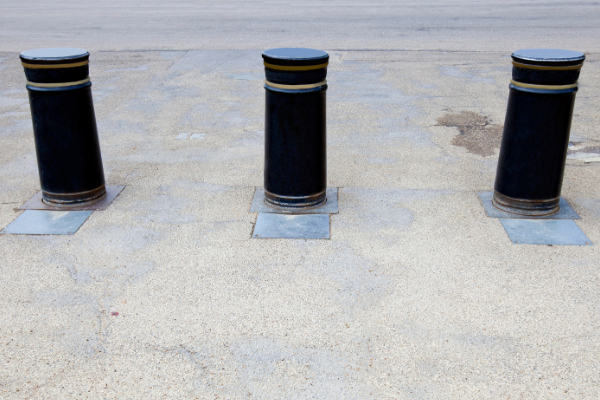 Commercial Bollards