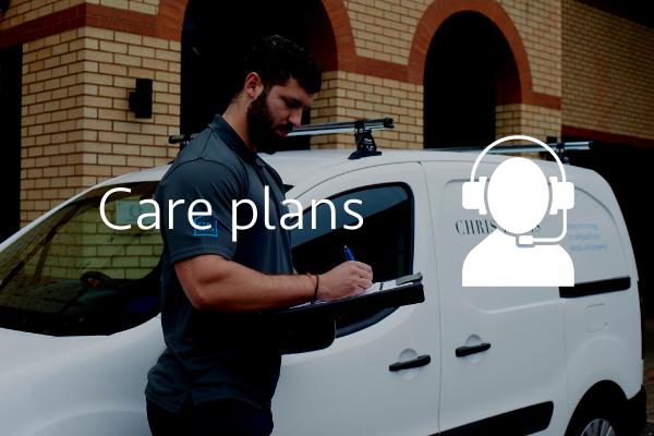 Care plans