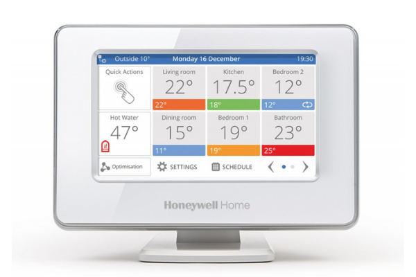 Effortlessly control the temperature of your home
