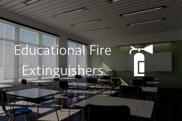 Educational Fire Extinguishers