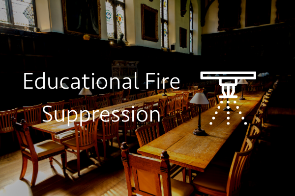 Educational Fire Suppression