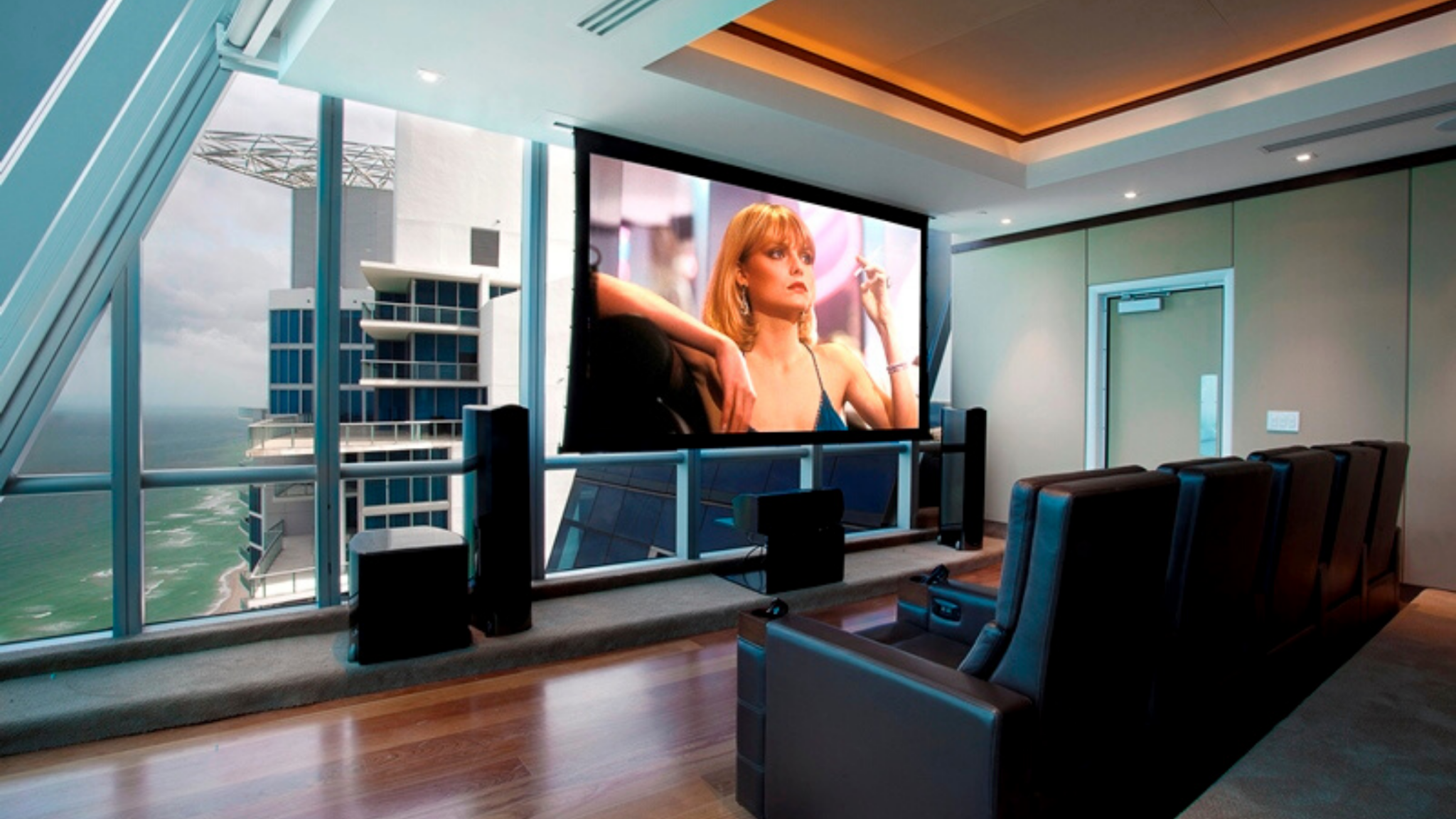 Bring the drama of the big screen into your home!
