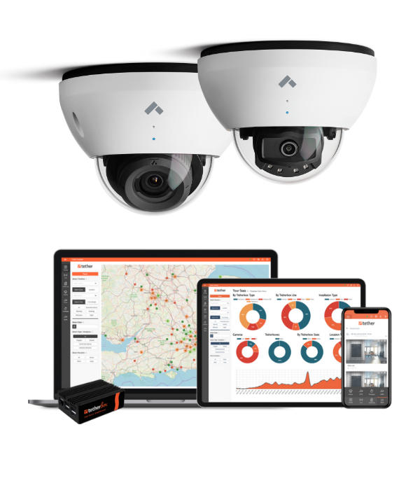 Commercial Cloud CCTV systems
