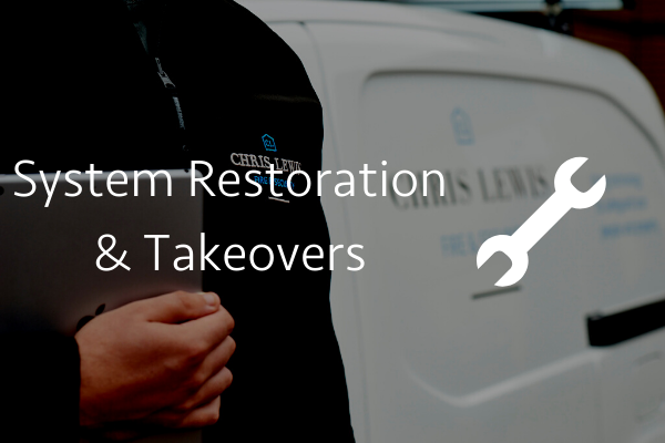 System Restoration & Takeovers