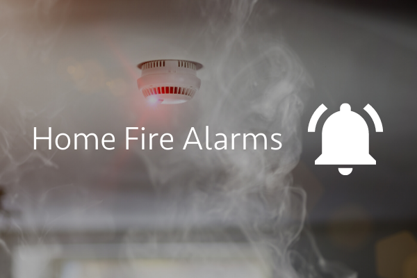Home Fire Alarms
