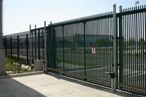 Commercial gates- Chris Lewis