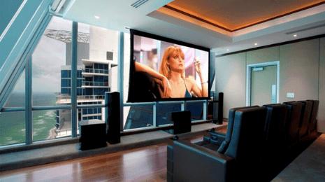 Home Cinema Sound System Chris Lewis (1)