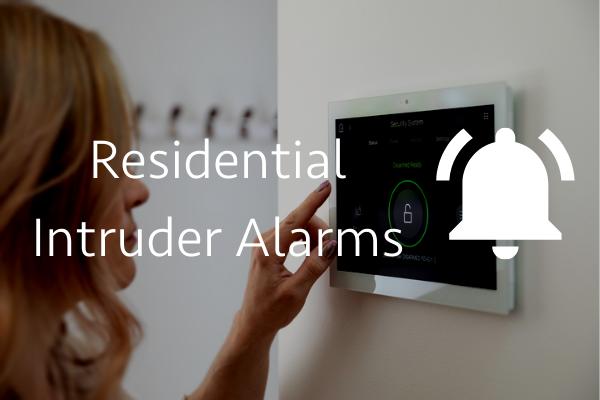 Home Intruder alarms