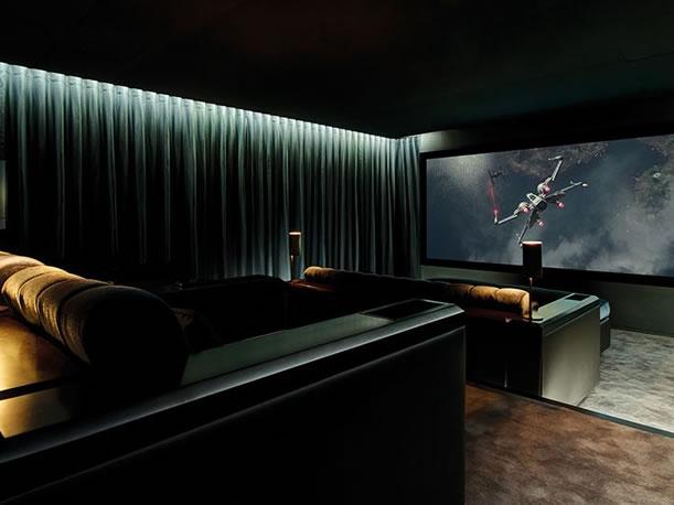 Ultimate Cinema Experience
