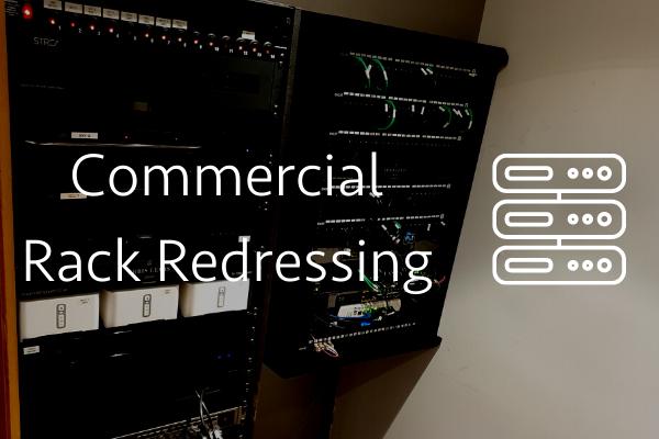 commercial rack redressing